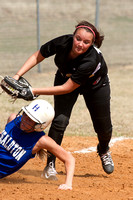 Softball: Wilson vs. Healdton
