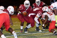 Football: Ardmore vs. Del City