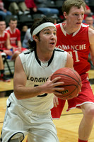 Basketball: Lone Grove Boys vs. Comanche